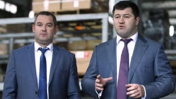 Мирослав Продан та Роман Насіров
