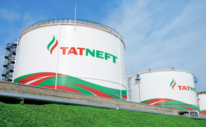 Російська «Татнєфть» працювала вКриму, незважаючи назагрозу санкцій
