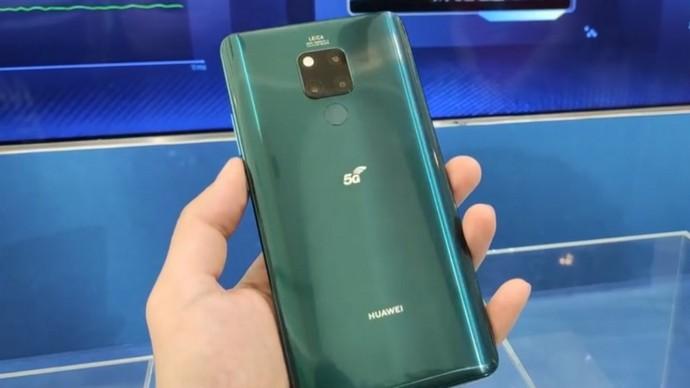 Huawei представила свій 5G-смартфон
