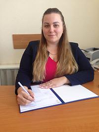 Президент ассоциации деревопереработчиков Мария Гаврилина