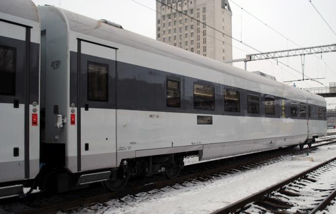 Поезда на локомотивной тяге