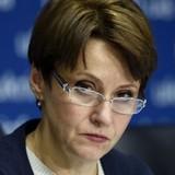 Ніна Южаніна, голова Комітету Верховної Ради з питань податкової та митної політики