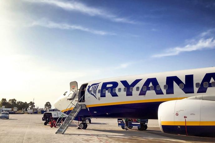 Ryanair увеличивает количество рейсов из украинской столицы вВаршаву
