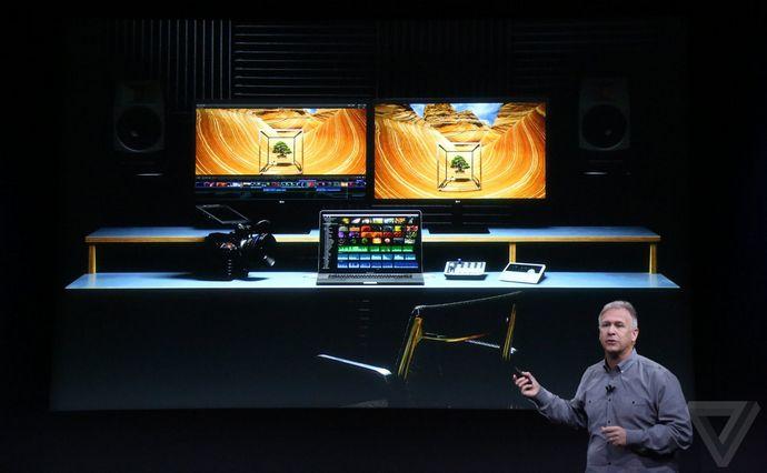 Apple иLG анонсировали сверхчеткие Thunderbolt-мониторы