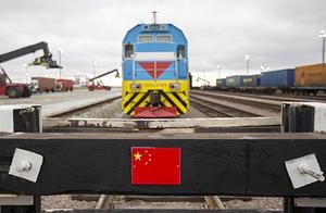 Украинский поезд Шелкового пути застрял в Китае: нет заказов