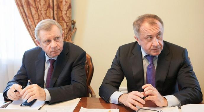Яків Смолій та Богдан Данилишин
