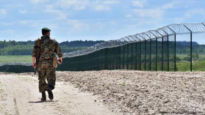 Облаштування кордону з РФ буде завершено до 2021 року. Загальна вартість - понад 4 млрд грн, - Цигикал - Цензор.НЕТ 198